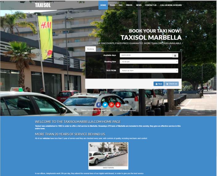 TaxisolMarbella.com 2015
